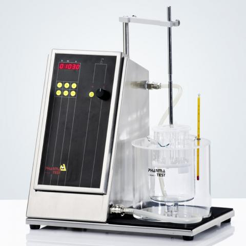 PTZS Single Basket Disintegration Tester