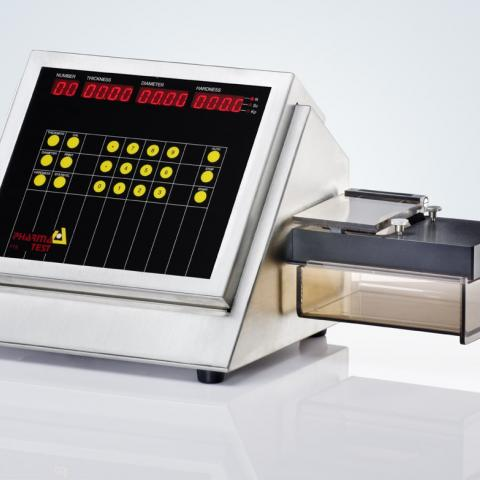 PTB 311E Tablet Hardness, Thickness and Length Tester