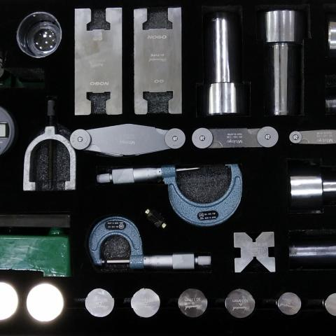 Tablet Tooling Inspection Kit